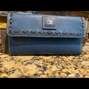 Dooney & Bourke nwt wallet and registration card